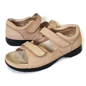 Propet Pedic Walker Orthodic Sandal, 10 W(D)